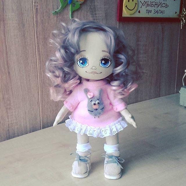 Продана. Куколка продается SALE  рост 32 см. Цена 3500 руб. + почтовые расходы…