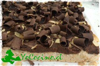 Crunch de Almendras y Chocolate