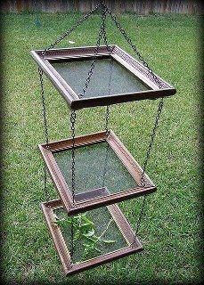 """""""Homemade herb drying rack"""" Would love to & plan on growing our own herbs in our garden of of an actual home instead of an apartment ♥ CANNOT wait for that!!!"""