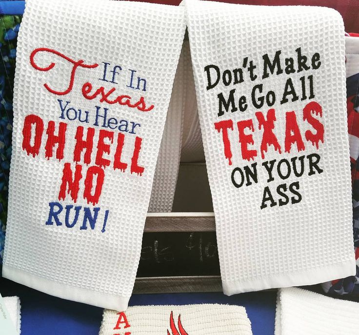 Had to share this farmers market find from today's visit to @farmersbranchmarket.😆 These embroidered hand towels are from Texas makers That Special Touch Embroidery & Quilts based in Carrollton, Texas💃 Definitely hope to partner with them👊Just love all of their embroidery work💖 . . . . #texas #tx #farmersmarket #dfw #coolbeansbox #texaslove #supporthandmade #shophandmade #handmade #igtexas #texasforever #shoplocal #shopsmall #embroidery #broderie #happymail #sayings #southtexas…