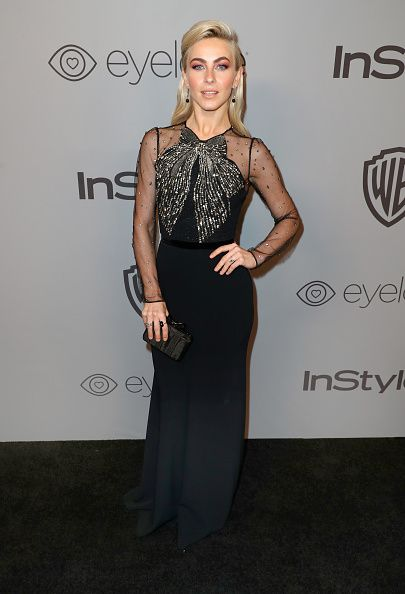 Julianne Hough-PPD129L- Annual Post-Golden Globes Party hosted by Warner Bros. Pictures and Instyle