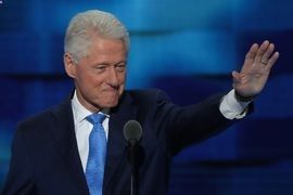 Sealing Your Commitment To a Watch Twitter dazzled dismayed by Bill Clinton's star turn at DNC - CNET Enlarge Image Bill Clinton at the DNC. Alex Wong/Getty Images If youre old enough to remember Bill Clinton campaigning for president by playing his saxophone on a late-night talk show you know what a crowd-pleaser he can be. And if youre not old enough but you watched his speech tonight at the Democratic National Convention in Philadelphia you may well know it too. Of course you need n...