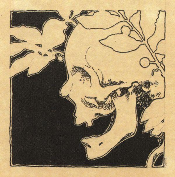 Koloman Moser (1897)                                                                                                                                                                                 Plus