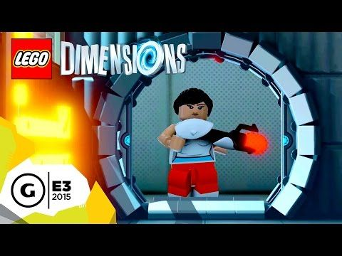 LEGO Dimensions Portal Trailer - E3 2015 - YouTube