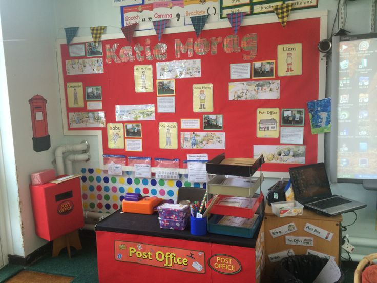 Katie Morag Post Office & Display