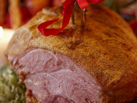 Per Morbergs recept på julskinka med griljering | Recept.nu