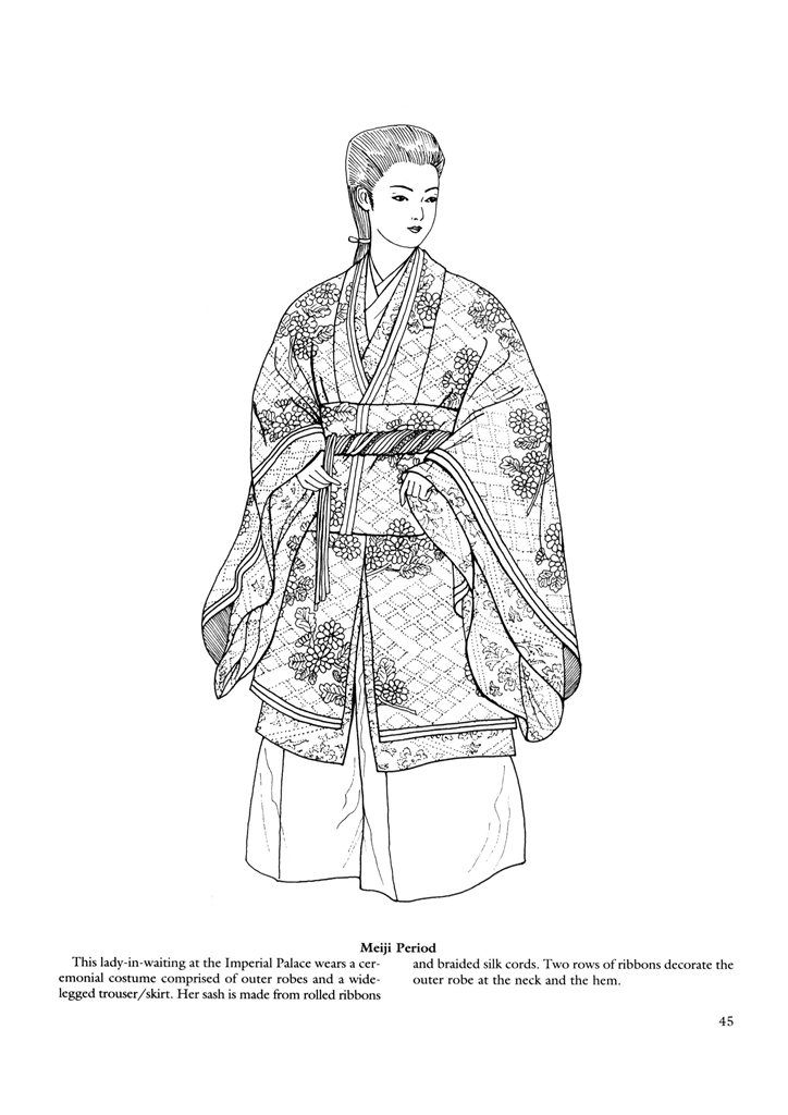 152 best images about Kimono on Pinterest  Dovers Japanese