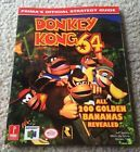 DONKEY KONG 64 PRIMA OFFICIAL STRATEGY GAME GUIDE NINTENDO - FREE SHIPPING - http://video-games.goshoppins.com/video-game-strategy-guides-cheats/donkey-kong-64-prima-official-strategy-game-guide-nintendo-free-shipping/