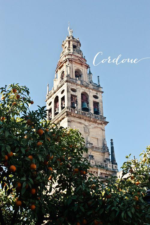 christelle is flabbergasting | Trip in Sevilla & Cordoba