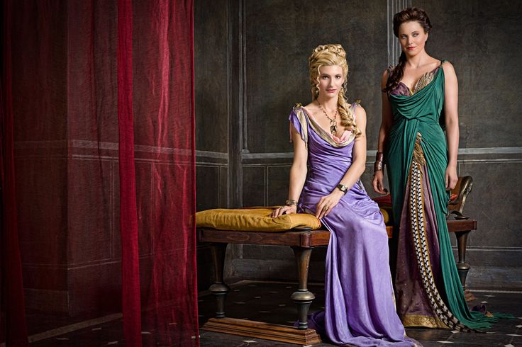 203 best images about Spartacus Series - Women on ...