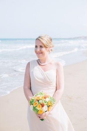 VICKY bridal bouquet by Moments www.weddingincrete.com