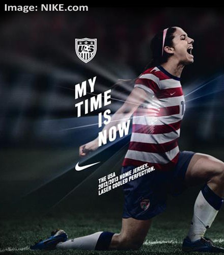 LITTERALY COUNTING DOWN THE DAYS. can't wait to buy it and wear it while they take on the world. #USWNT