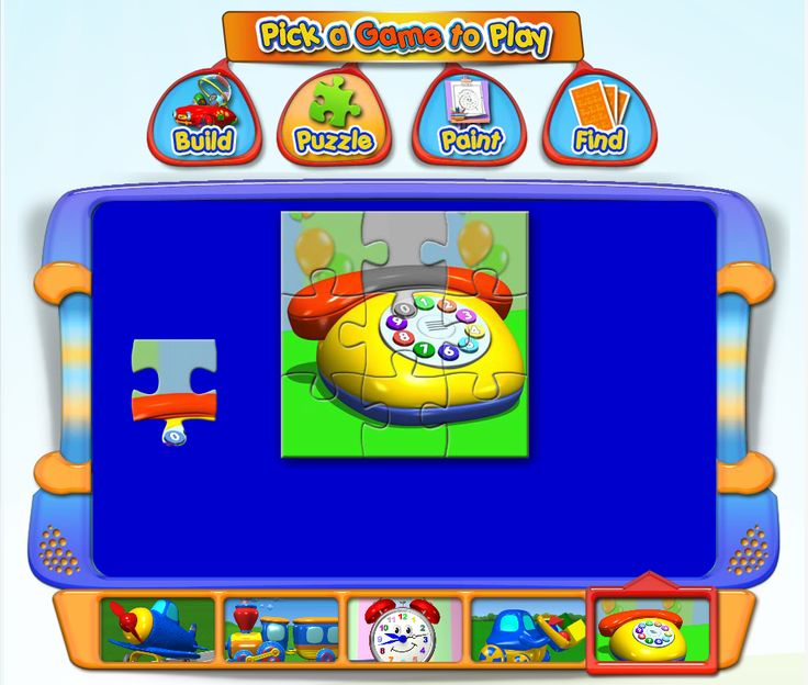 Free Puzzles For Preschool Kids Practice Basic Mouse Skills And Enjoy Quality Screen Time With The Online Games For Kids Toddler Games Online Online Preschool Free online preschool games