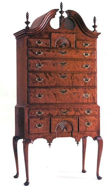 34 best Queen Anne early Georgian furniture style images on