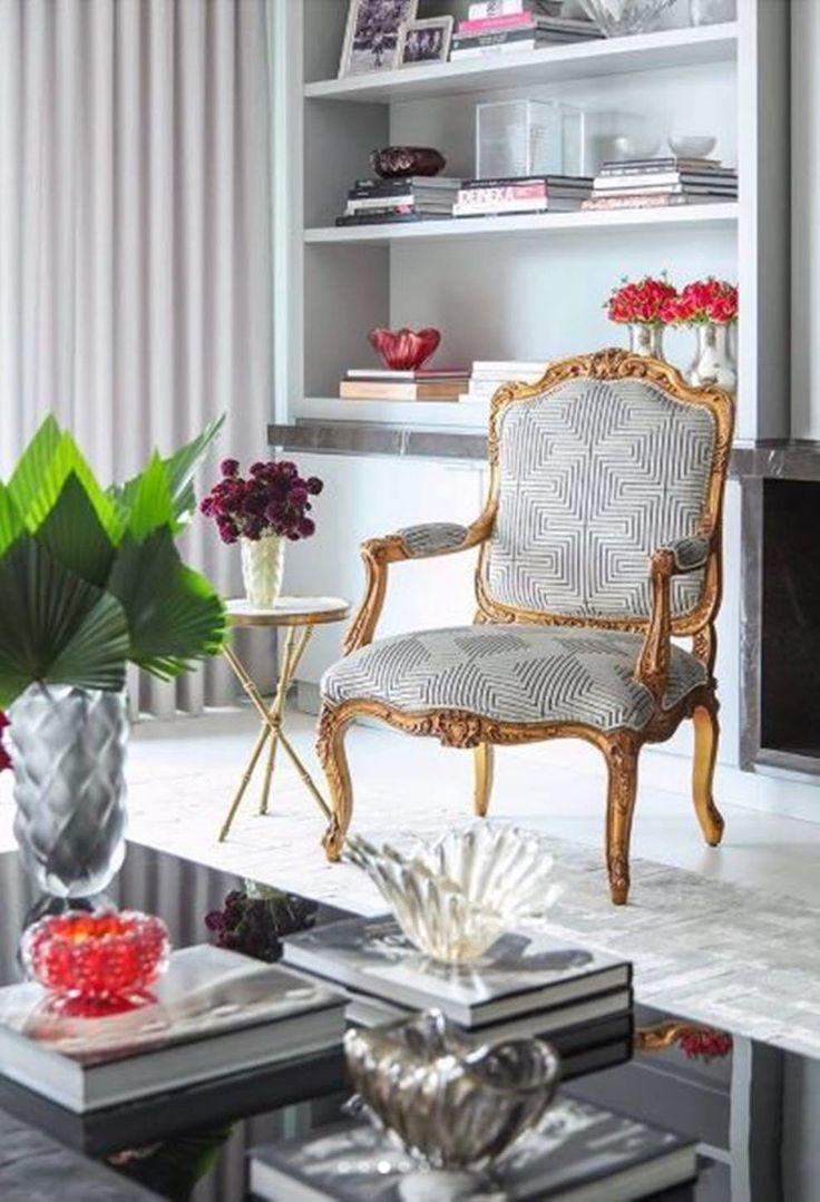 eh!DÉCOR | Decoração apartamento Lala Rudge - Living integrado