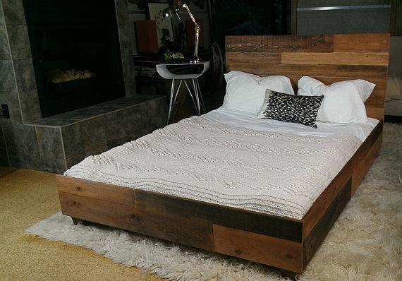 best 25 industrial platform beds ideas on pinterest twin platform bed frame industrial. Black Bedroom Furniture Sets. Home Design Ideas