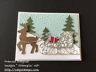 Stamp with Frances: Holidays ~ NC SU DEMOS Blog Hop