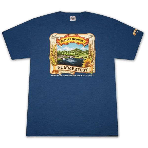 Sierra Nevada Summer Fest T-Shirt