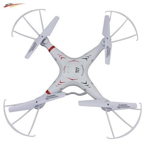 RC Drone 4CH 2.4Ghz 6-Axis Gyro Quadcopter UAV RTF Aircraft Headless Mode With 720P HD Camera -Equiped