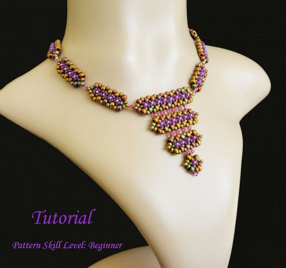 Hey, I found this really awesome Etsy listing at https://www.etsy.com/listing/185062268/beading-tutorial-instructions