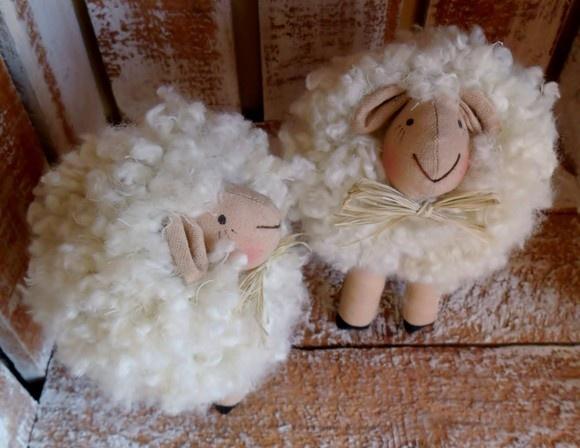 ovelha pompom