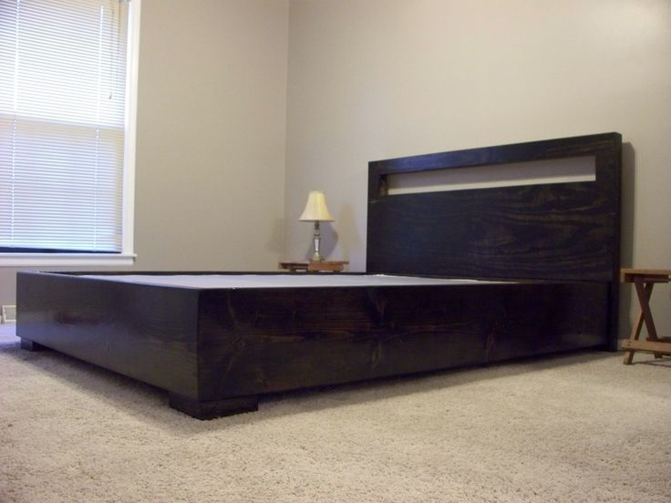 92 Best Images About Bed Ideas On Pinterest Diy Platform Bed Ana White And Diy Wood