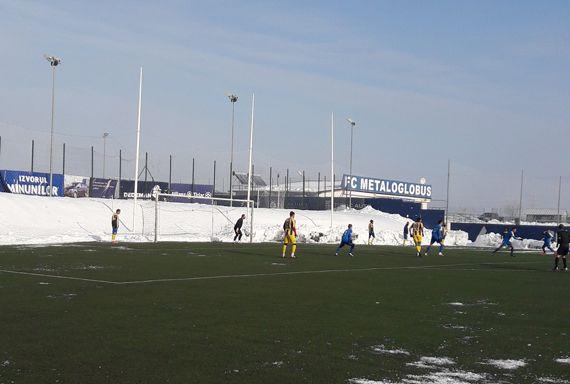 sportcampina: Amical. CS Afumaţi - CS Păuleşti 1-2