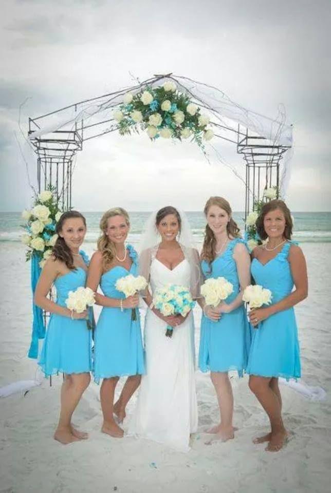 11 besten Bridesmaid dresses Bilder auf Pinterest | Blumenmädchen ...