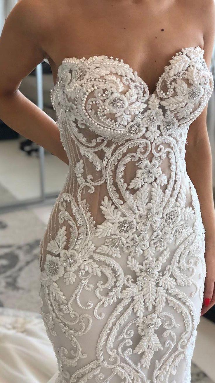 Atemberaubendes Brautkleid mit tollen Details – I Take You | Hochzeitskleid | He…