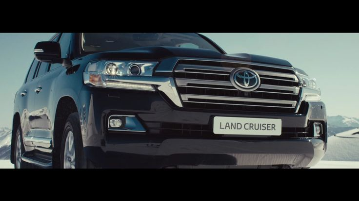 Toyota LC200 on Vimeo