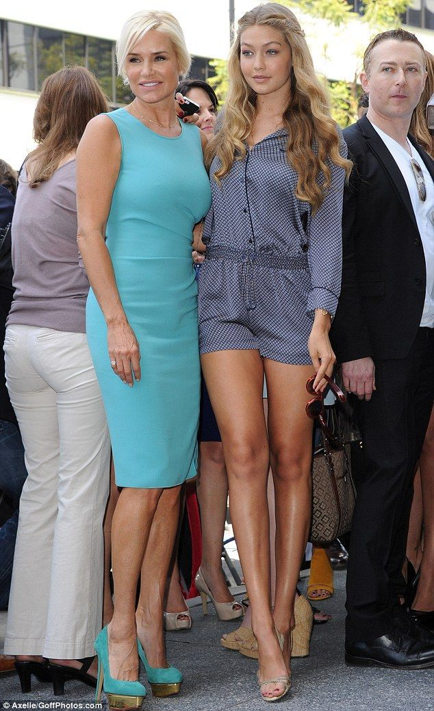 yolanda foster style - Google Search | Style of the Stars ...