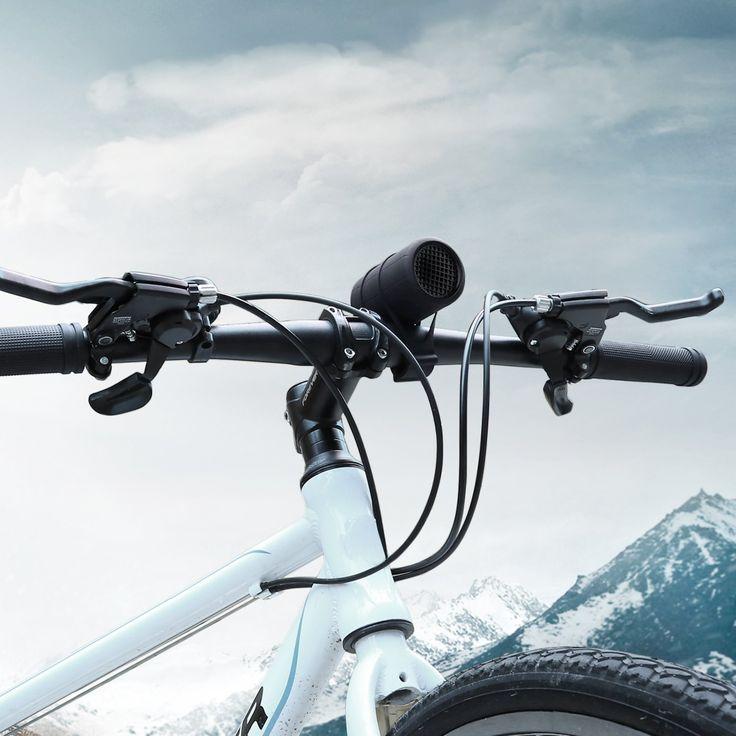 Amazon.co.jp: AUKEY ポータブル Bluetoothスピーカー ワイヤレススピーカー 防水 耐衝撃 自転車で固定ストラップ付 SK-M15: 家電・カメラ