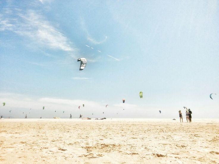 Tarifa Espana Kitesurfing