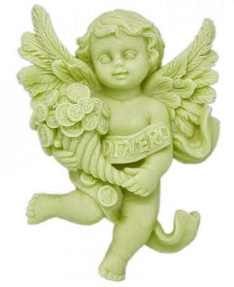 Molde para hacer manualidades, Angelito del Dinero http://www.granvelada.com/es/moldes-navidad-para-jabones/705-molde-angelito-con-ramo-para-hacer-jabon.html?utm_source=Pinterest&utm_campaign=HacerJabones&utm_medium=SOCIAL&utm_publish=RSS