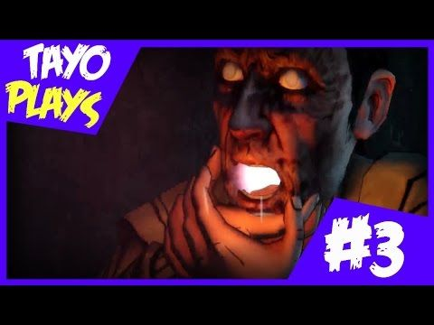 The Walking Dead: Michonne - Ep 2 #3 (Give No Shelter) [Let's Play/Walkthrough] - YouTube