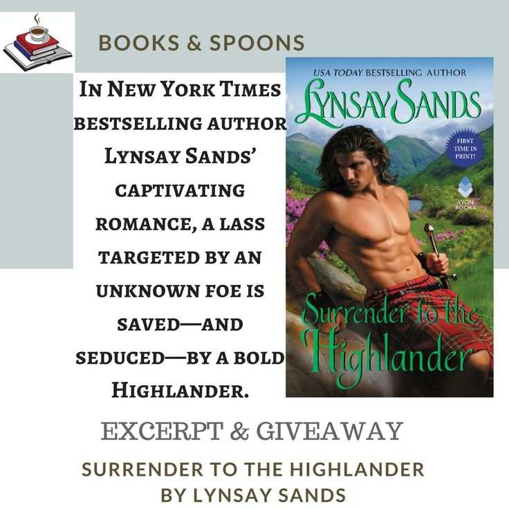 https://www.booksandspoons.com/books/tour-event-for-surrender-to-the-highlander-by-lynsay-sands