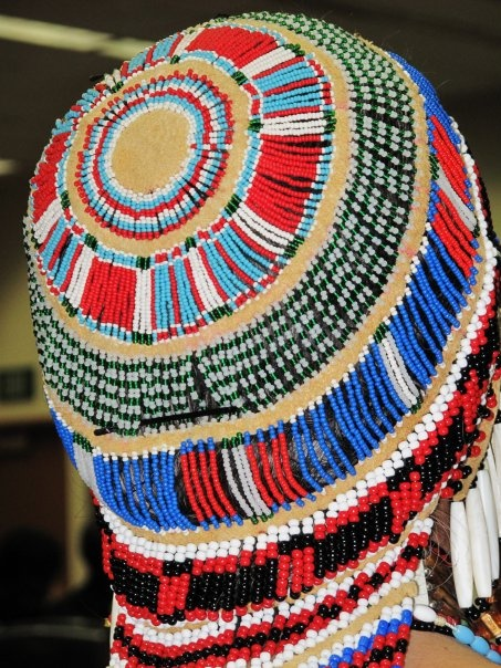 Alutiiq Headdress