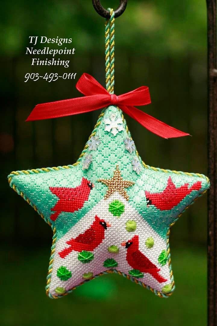 Needlework Christmas Stockings