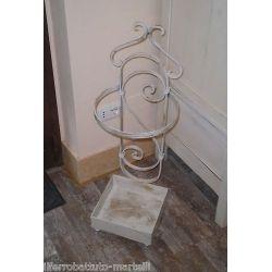 Wrought Iron Umbrella Stand. Customize Realizations. 1013