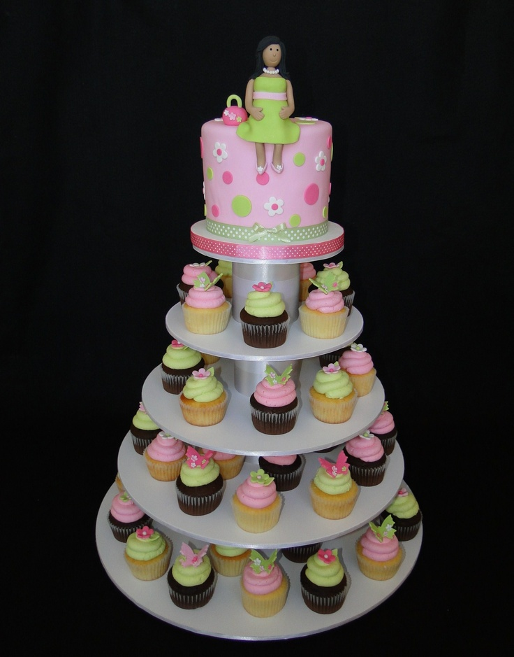 Baby Shower Cake Orlando http://www.facebook.com/pages/Cakes-by-Elisa ...