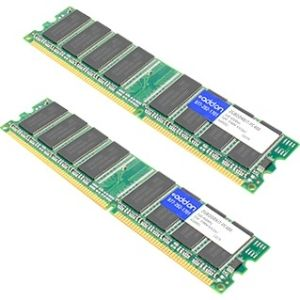 ACP - Memory Upgrades 2GB DDR Sdram Memory Module #2GBDDRKIT-PC400