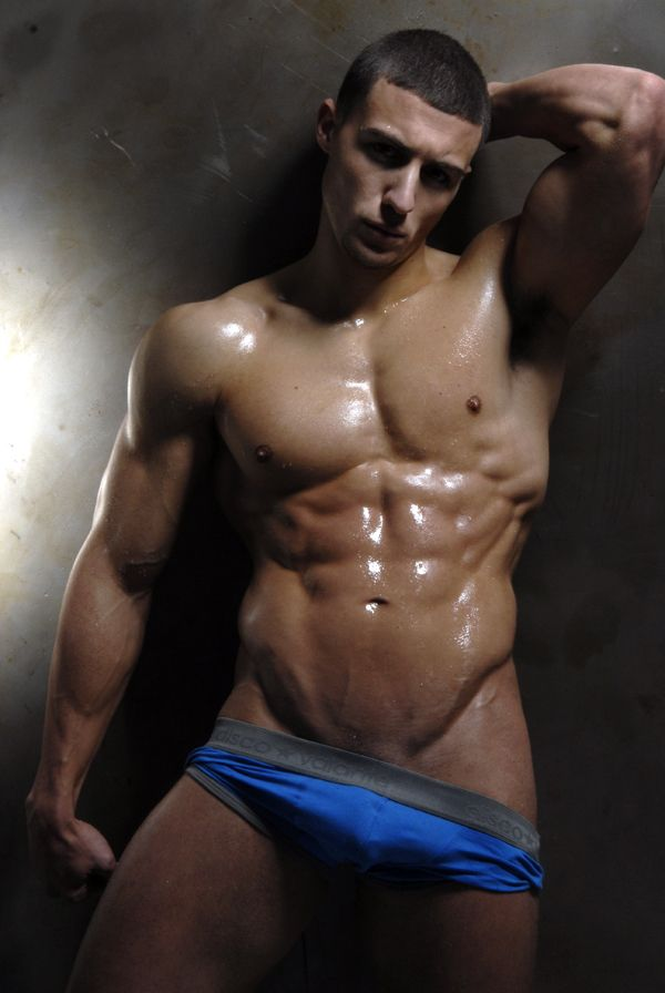 a guy modeling really sexy all nude