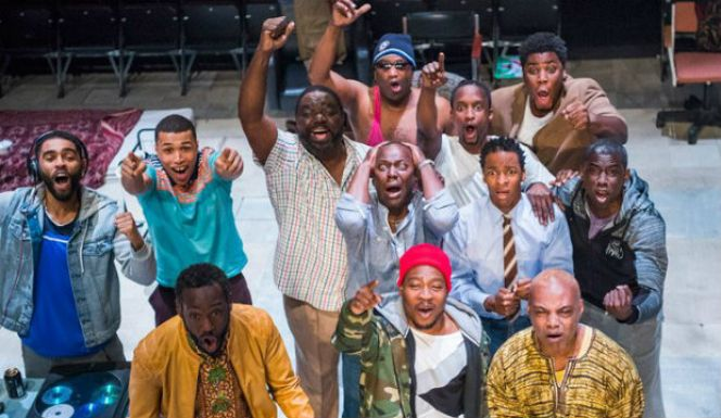 Theatre: Barber Shop Chronicles  Masculinity is in the spotlight at this potent new play about conversations in a barbershop