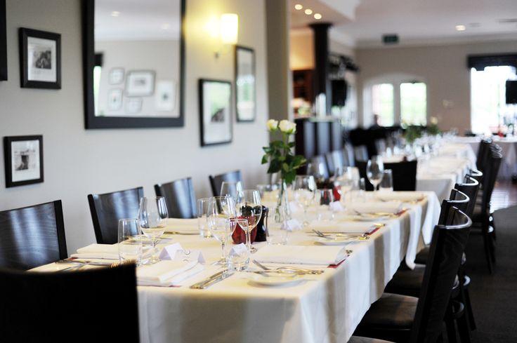 Dining room at De Bortoli Yarra Valley Estate.