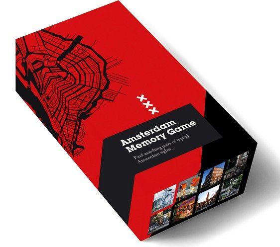 BIS226 - Memory game - Amsterdam | BIS publishing | kaartfanaat