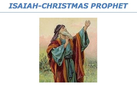 "Advent Day 21:The prophet Isaiah,the greatest""Christmas Prophet""of the Old Testament.#rethinkchurch #rethinkchristmas"