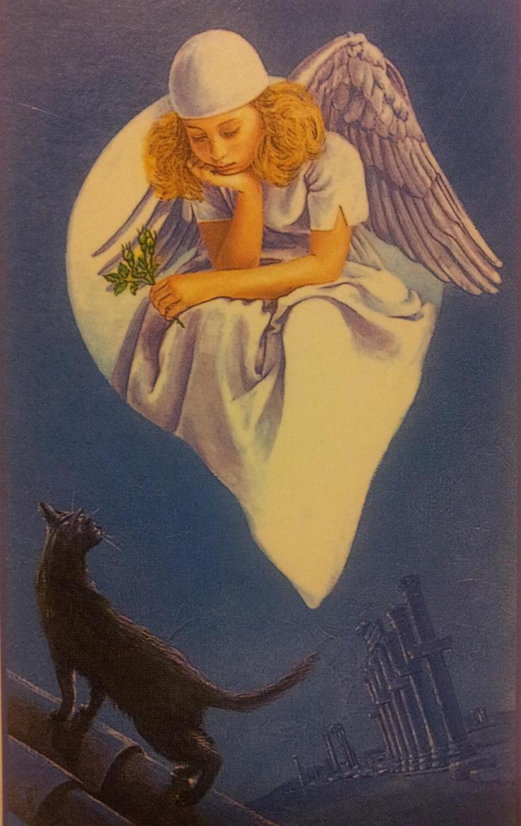 III. The Empress: The Moon Tarot