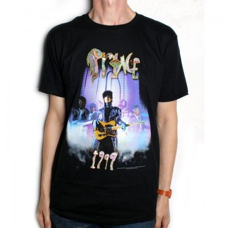 Prince T Shirt - 1999 100% Official from Old Skool Hooligans T shirts £19.99