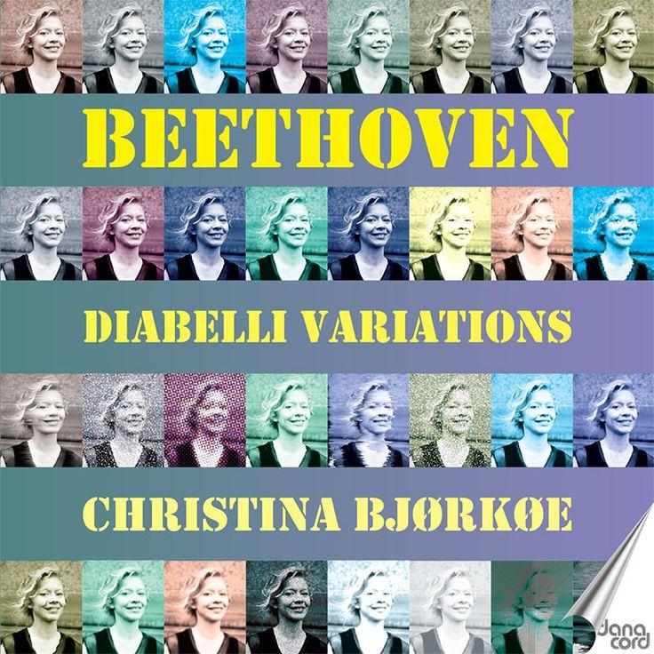 Soloinstrument » Beethoven: Diabelli Variationer / Christina Bjørkøe