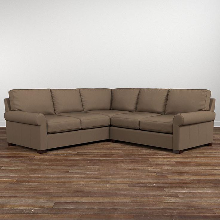 Bassett Furniture - American Casual Scarborough Small L-Shaped Sectional
